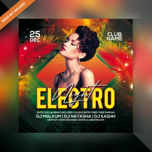 Event Poster (Bar & Nightclub)